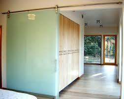 Sliding Barn Doors With Glass by Kitchen Glass Sliding Door Image Collections Glass Door