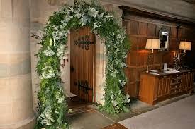 wedding arch using doors wedding flowers ideas wedding arch flowers beautify the wedding
