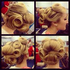 50s hair up maybe one day pinterest hair style hair