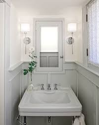 Very Tiny Bathroom Ideas Usable And Comfortable Very Small Powder Rooms Fine Homebuilding