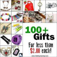 cheap gifts 100 gifts you can buy for 2 00 or less hacks