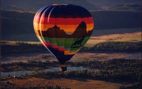 air balloon jackson hole wyoming balloon company
