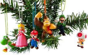 mario mario gift ideas and ornaments