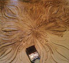 Ceiling Tile Painting Ideas by How To Paint And Distress Tin Ceiling Tiles Faux Painting