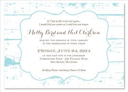 shabby chic wedding invitations on cream seeded paper la grange