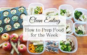 food prep meals a guide to weekly food prepping the sweet seedthe sweet seed