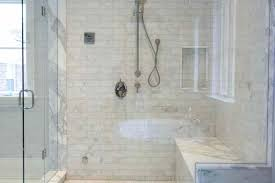Bathroom Shower With Seat Walk In Showers With Seat Walk In Showers Realvalladolid Club