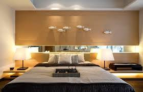 Schlafzimmer Modern Braun Rot Beige Wandgestaltung Vliestapete Floral Abstrakt Rot Grau