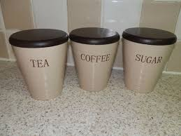 tea coffee sugar kitchen storage canisters pots in chatham kent tea coffee sugar kitchen storage canisters pots