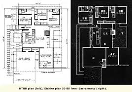 Eichler Floor Plan The House That U0027home U0027 Built Page 2 Eichler Network