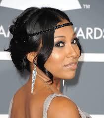 headband across forehead trend to try braided headband blackhairmedia
