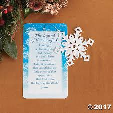 of the snowflake christmas ornaments