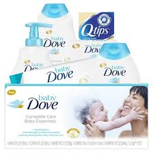 baby essentials baby dove complete care bath time essentials gift set target