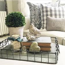 Coffee Table Tray Ideas Best 25 Galvanized Tray Ideas On Pinterest Galvanized Tray