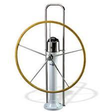 Edson Pedestal Guard Chain Steering Wheel Pedestal Pinion For Sailboats Classic