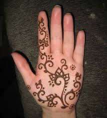 30 simple chic mehendi designs to try on palm keep me stylish