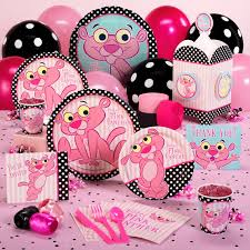 baby shower party supplies baby pink panther baby shower party supplies 85539 a pantera