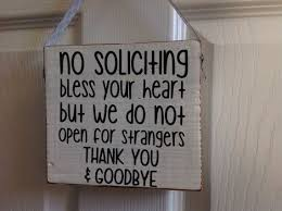 67 best no soliciting signs images on pinterest no soliciting