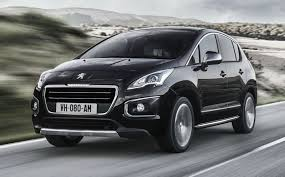peugeot mini car peugeot 3008 facelifted for 2014 photos 1 of 11