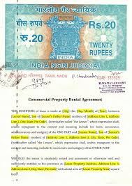 lease deed format indiafilings document center