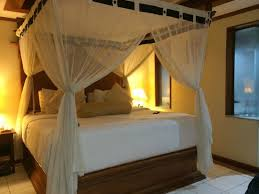 biggest bed ever biggest bed ever very comfy in cottage picture of ramayana resort