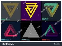 clean lines simplicity geometric design set clean lines stock vector 561429673
