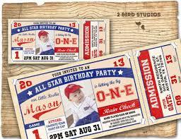 best 25 baseball birthday invitations ideas on