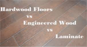 Hardwood Vs Engineered Wood Fresh Hardwood Laminate Flooring Cost Pics For