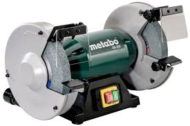 ds 200 619200000 bench grinder metabo power tools
