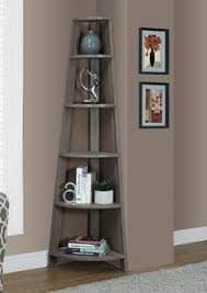 Free Standing Shelf Design by Free Standing Corner Shelves Foter Wood Pallets Diy