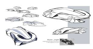 mclaren drawing mclaren ultimate is a vision for a new halo