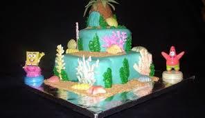 spongebob squarepants cakecentral com