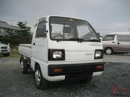 bed suzuki carry 4x4 japanese mini truck off road farm lance