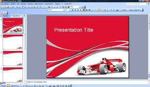 powerpoint themes free cars vehicles powerpoint templates