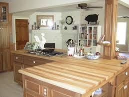 Butcher Block Kitchen Countertops Kitchen Classy Kitchen Countertops Ideas Countertop Design Ideas