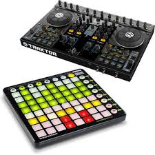 black friday native instruments traktor amazon native instruments traktor kontrol s4 dj controller w novation