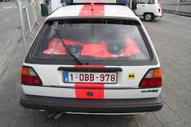 volkswagen vw file fête nationale belge à bruxelles le 21 juillet 2016 33