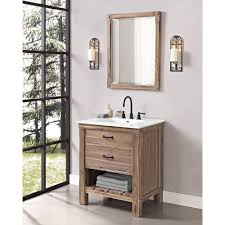 Fairmont Designs Bathroom Vanities Modernbathroom Com Buy Fairmont Designs Napa 30