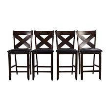 bobs furniture kitchen table set 65 off bob u0027s furniture bob u0027s furniture x factor bar stool set