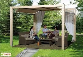 tonnelle de jardin en bois tonnelle bois oasis jardin siesta tonnelle bois oasis jardin