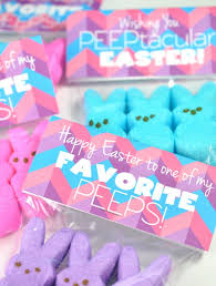 peeps easter basket 24 easter basket ideas for every bunny on your list brit co
