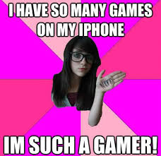 I Phone Meme - the intolerable scenester nerd meme
