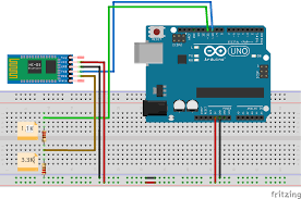 setting up bluetooth hc 05 with arduino tutorials