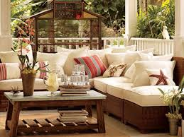 decorating the patio make the outdoors even more pleasant