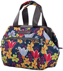 Lily Bloom Purses Amazon Com Lily Bloom Bag With Rehusable Lunch Container Lunch
