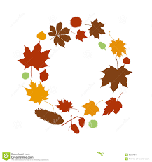 fall leaf clipart black and white