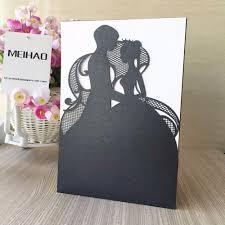 Betrothal Invitation Card Online Shop 50pcs Laser Cut Royal Romantic Shiny Pearl Paper