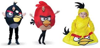 Angry Birds Halloween Costume Halloween Costumes 2011