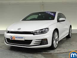 used vw scirocco for sale second hand u0026 nearly new volkswagen