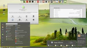 bureau linux linux mint 18 bureau cinnamon 3 linux rouen